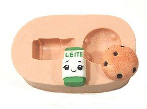 517 - Leite e biscoito minis