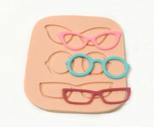 554 - Kit-óculos gr.