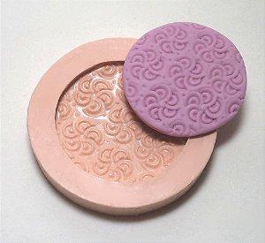 376 - Forra Cupcake Espiral