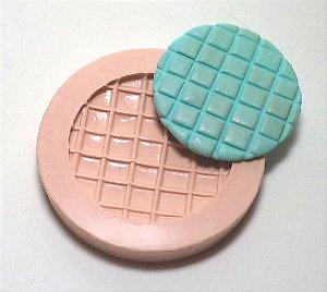 379 - Forra Cupcake Quadradinho