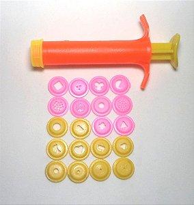 Extrusora de Plástico com 20 Discos