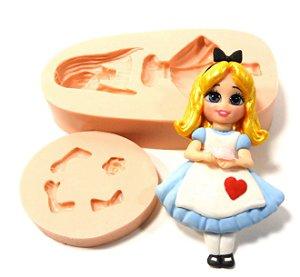 555 - Alice no País das Maravilhas