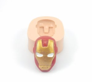 167 - Rosto Homem de Ferro