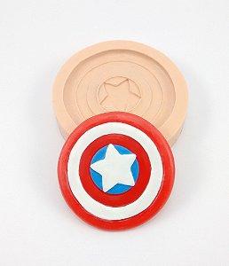 165 - Escudo Capitão América