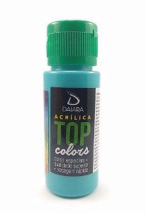 Tinta Acrílica Fosco 60 ml - Daiara - Azul Caribe