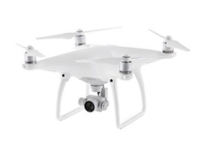 Drone DJI Phantom 4 Advanced Plus (com tela)