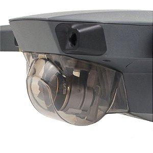 Protetor Câmera/Gimbal Transparente para Drone DJI Mavic Pro