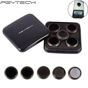 Filtros para Câmera de Drone DJI Mavic Pro (5 Peças)