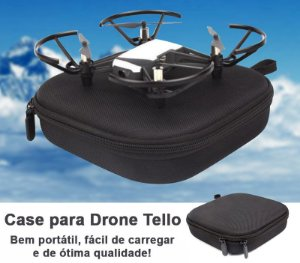 Case Rígida para Drone DJI Tello Ryze