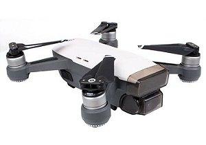 Protetor de Câmera/Gimbal Transparente para Drone DJI Spark