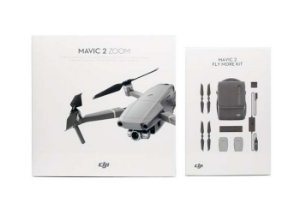 Drone DJI Mavic 2 Zoom Combo Fly More