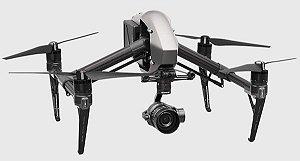 Drone Dji Inspire 2 + Câmera X7 + Lentes + 2 Baterias