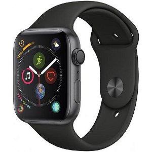 Apple Watch S4 (GPS) 44mm - MU6D2LZ - Preto