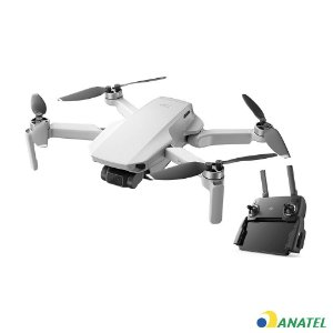 Drone DJI Mavic Mini Combo Fly More com ANATEL