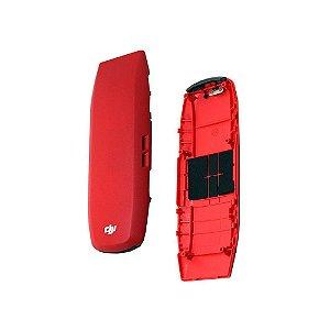 Capa Colorida Vermelha para Drone DJI Spark