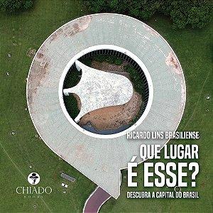 """Livro """"Que lugar é esse? Descubra a capital do Brasil"""""""