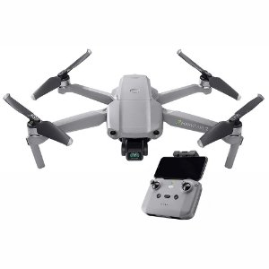 Drone DJI Mavic Air 2 Combo Fly More com ANATEL