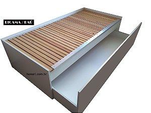 Cama Multifuncional - transforma em cama de casal
