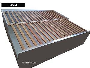 Cama Multifuncional - transforma em cama de casal - FRETE GRÁTIS MG/SP/RJ E DF