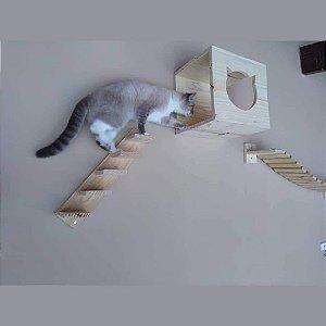 Nicho - casinha para gatos