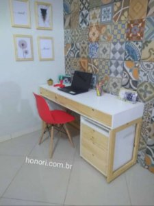 Conjunto Home Office - Estilo