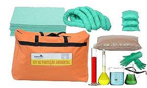Kit de Emergência Ambiental – Líquidos Agressivos – Bolsa 30 Litros