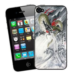 Capa iPhone Dragão ShenLong