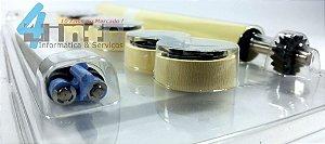 Kit Rolete Rolo Transferência e Rolo de Carga Duplo Lexmark T644 X646 OEM 40X0127 40X0130 99A0070