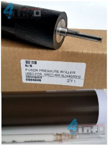 Kit Fusor Brother Película + Rolo Pressor MFC-8910 MFC-8952 DCP-8157 DCP-8112 HL-5440 HL-6180