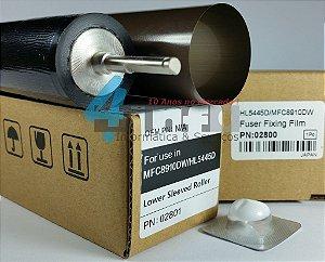 Kit Fusor Original OEM Brother Película + Rolo Pressor MFC-8910 MFC-8952 DCP-8157 DCP-8112 HL-5440 HL-6180