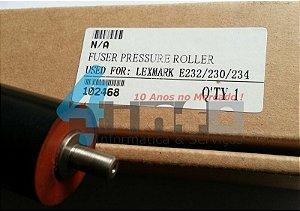Rolo Pressor Lexmark X203 X204 X342 E340 E330 E240