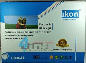 Toner Ikon Universal HP Laserjet M602 M603 CC390A 90A P4014 P4015n P4515dn CC364A 64A