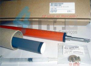 Kit Fusor OEM Película Pressor Bucha P3005 M3027 M3035 RM1-3740