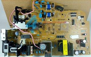 Placa Fonte HP Laserjet M125 M125A M127 M127fn M128 RM2-7381