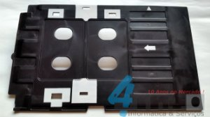 Bandeja Impressão Cartão Cracha PVC T50 L800 L805 R290 R270 R280