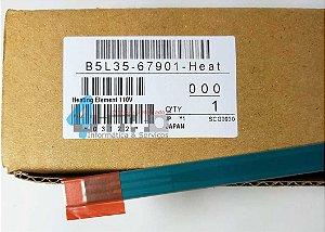 Resistência Cerâmica Aquecimento HP Color M553 M552 M577 B5L35A Original OEM 110v