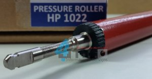 Rolo Pressor HP Laserjet 1022 1022n 3050 3052 3055 M1319 Sponge Rolo de Espuma