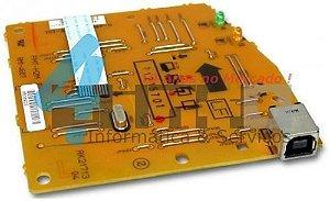 Placa Logica CPU Formatter HP Laserjet P1005 RM1-4607