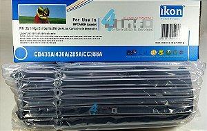 Toner Ikon Compativel 100% Novo CB435A 35A CB436A 36A CE285A 85A CC388A 88A