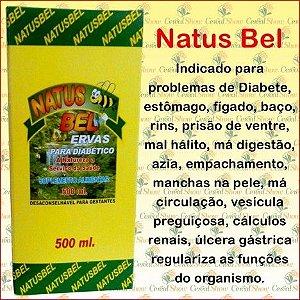 NatusBel Ervas para Diabéticos 500ml