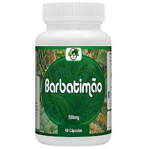BARBATIMÃO 60 CÁPSULAS 500MG PROMOÇÃO
