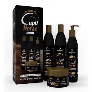 Kit Capil Horse Bio Instinto com 04 Produtos PROMOÇÃO