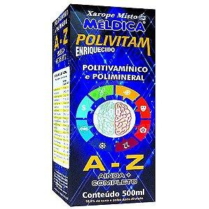 Polivitam Polivitamínico de A-Z 500ml