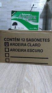 Sabonete Aroeira 100g Caixa 12 unidades