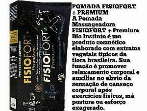 POMADA FISIOFORT PREMIUM 150G BIO INSTINTO