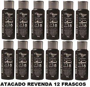 GEL 18 ERVAS ATACADO REVENDA 12 FRASCOS