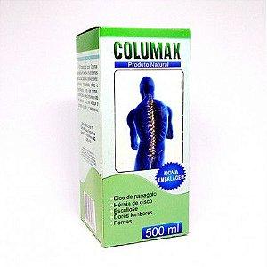 COLUMAX NO ATACADO 12 FRASCOS