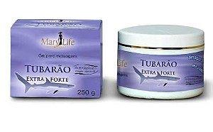 GEL TUBARÃO EXTRA FORTE MARY LIFE 250G