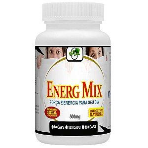 ENERGMIX Estimulante Energético 60 CAPS