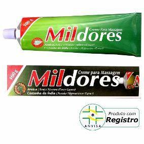 Pomada Mil Dores 100g Original